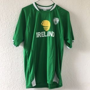 Other - Brand new IRELAND Soccer FIFA Jersey size Large